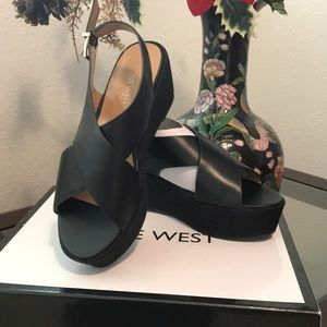 👠 Nine West 👠 SNACKZGD Shoes wedges